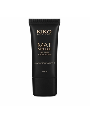 KIKO Milano KIKO MAT MOUSSE OIL FREE FOUNDATION - 05 Ten